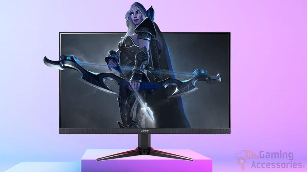Acer Nitro IPS 23.8 inch Full HD 1920 x 1080 1MS VRB 144 Hz Gaming Monitor