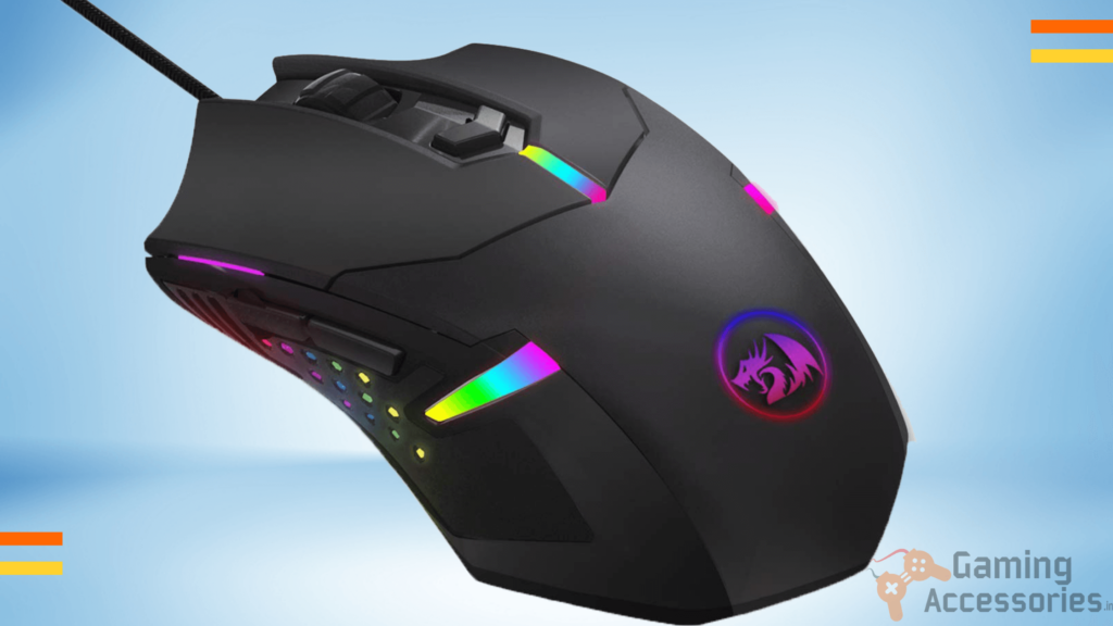 Redragon Centrophorus M601 RGB Wired Gaming Mouse