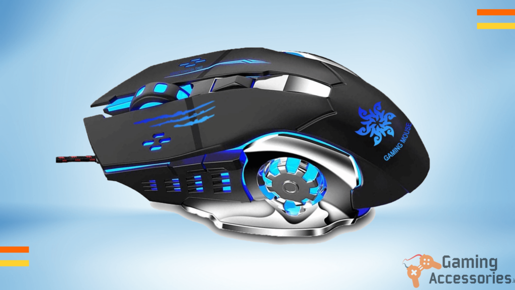 Zinq Technologies Gaming Mouse