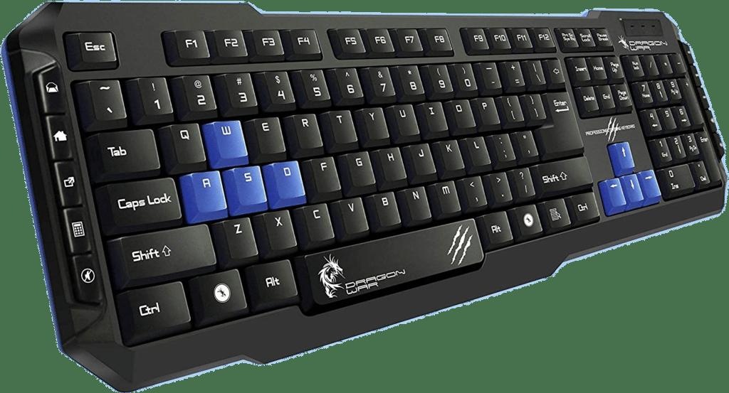 DragonWar Desert Eagle Gaming Keyboard