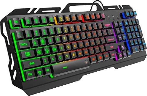 Offbeat® Slayer Wired Gaming Mechanical