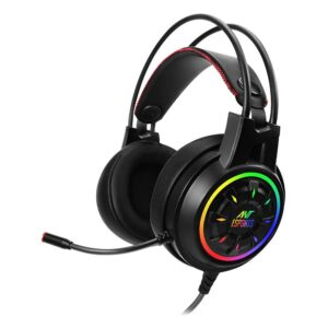 Ant Esports H707 HD RGB LED Gaming Headset - gaming