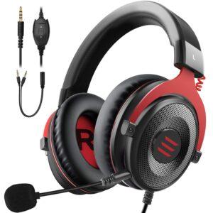 EKSA E900 Wired Stereo Gaming Headset - gaming