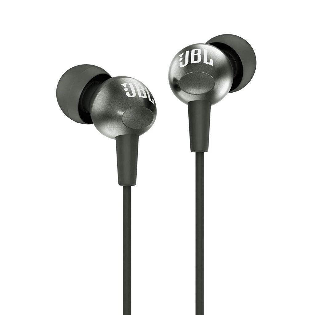 JBL C200SI Super Deep Bass in-Ear Premium Headphones