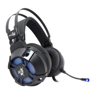 Redgear Cosmo 7.1 USB Wired Gaming Headphones - gaming