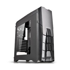 Thermaltake CA-1G2-00M1WN-00 Versa N25 ATX Mid Tower Gaming Computer Case