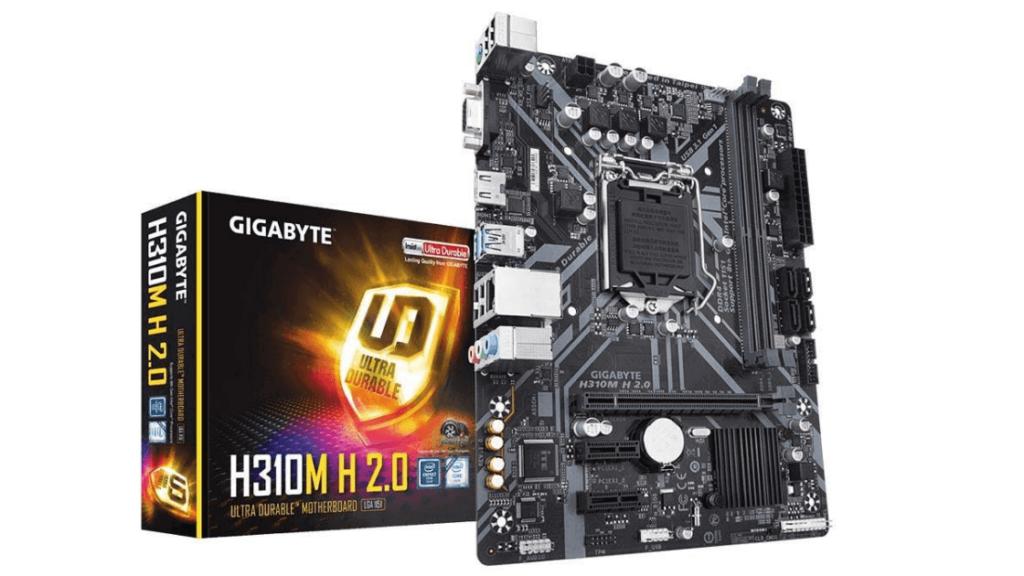 GIGABYTE H310M H 2.0
