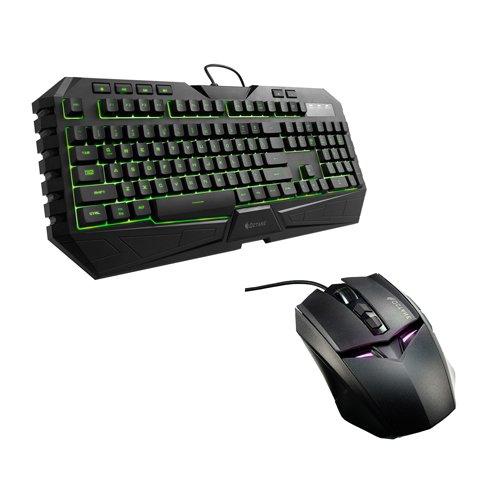 CoolerMaster Octane Full Backlit Membrane Keyboard